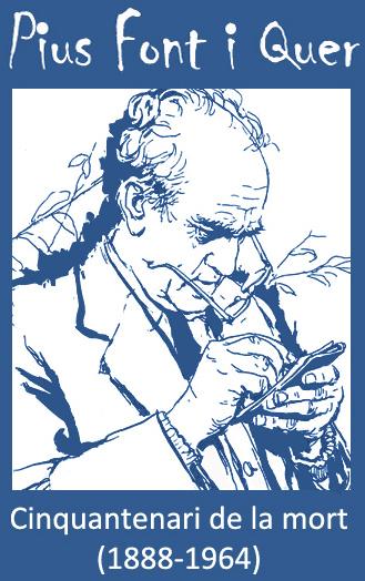 Pius Font i Quer (1888-1964)