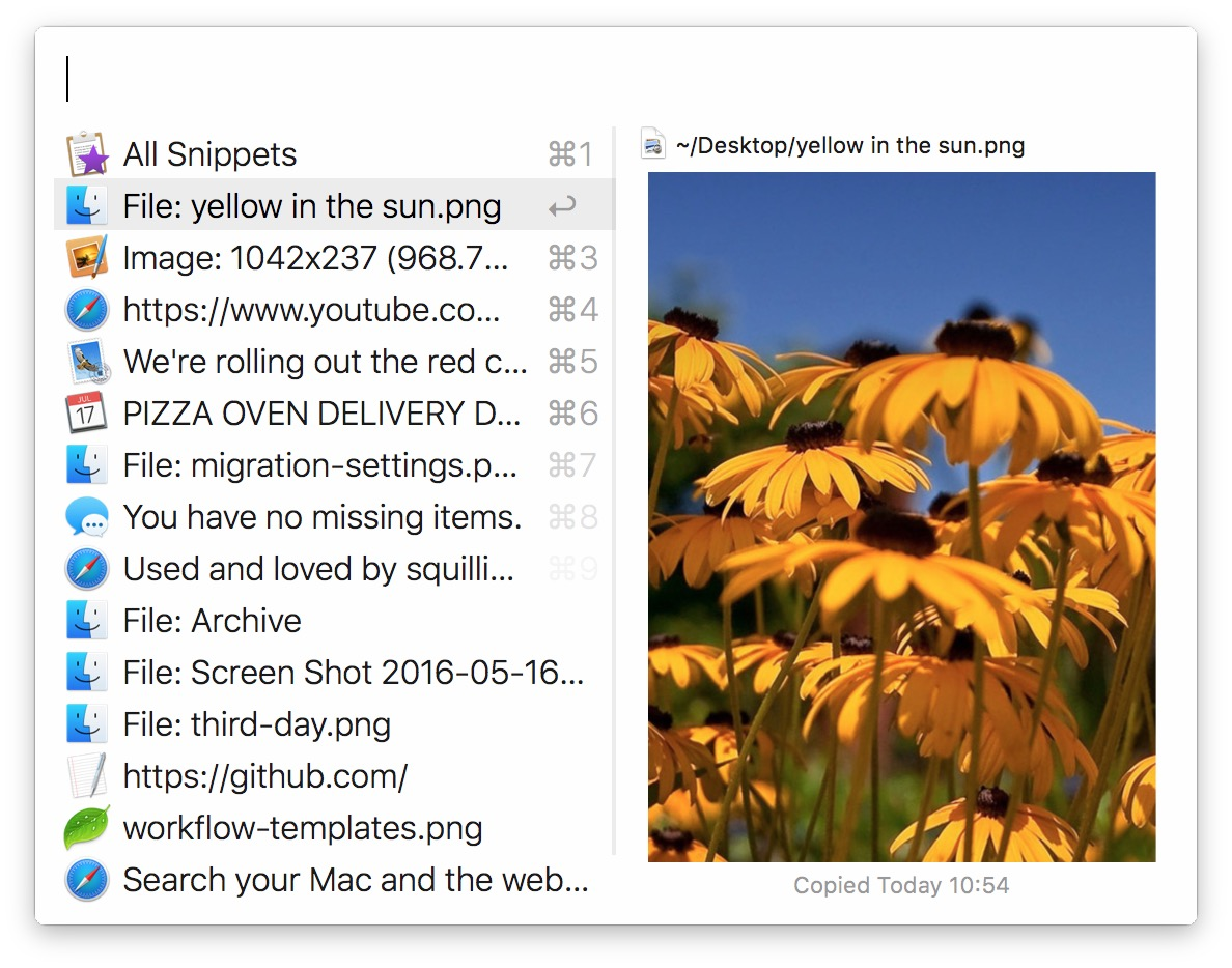 Alfred 3 for Mac 3.2 注册版 - 最优秀的快速启动工具