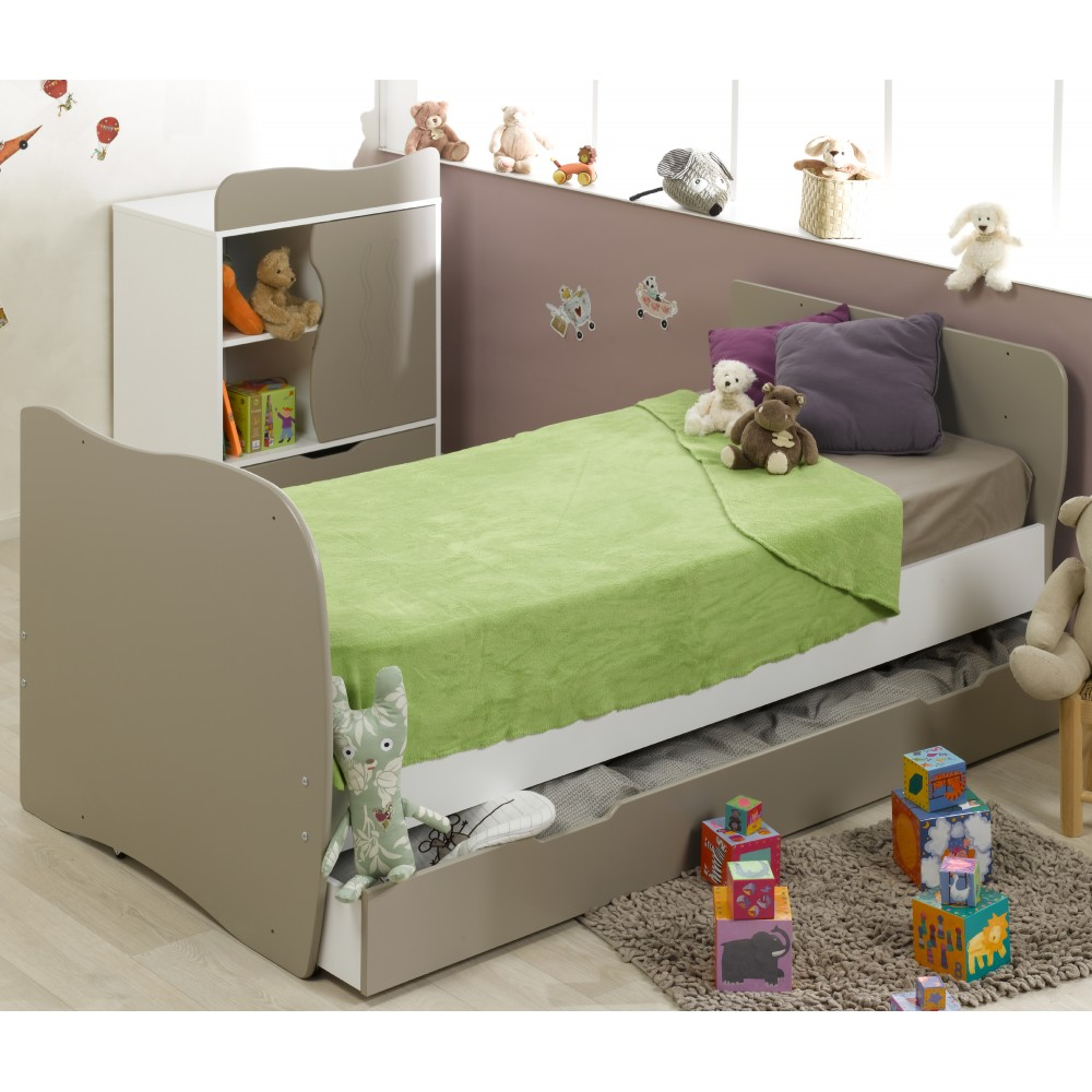 quel age pour un lit bebe evolutif