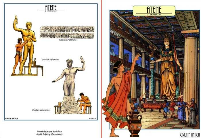 Atene - Il Partenone