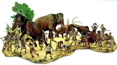 Caccia al mammuth