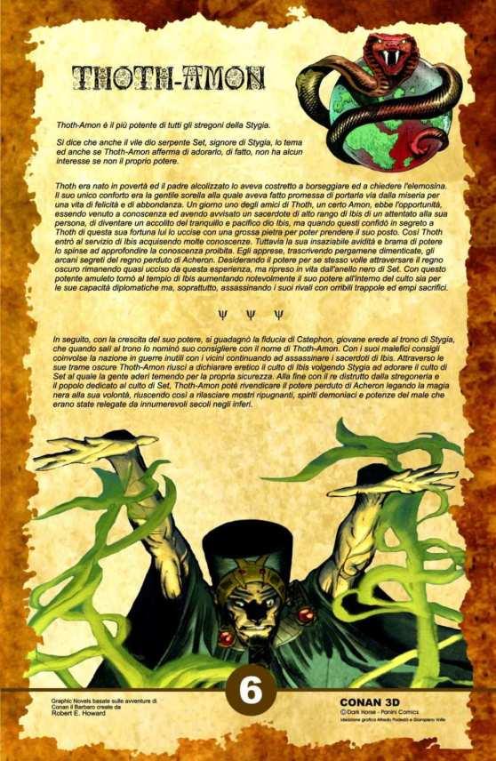 Card Thot Amon