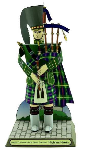 Costume scozzese