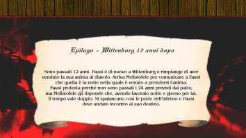 Faust - epilogo