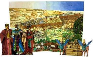 Gerusalemme - Al tempo di Salomone