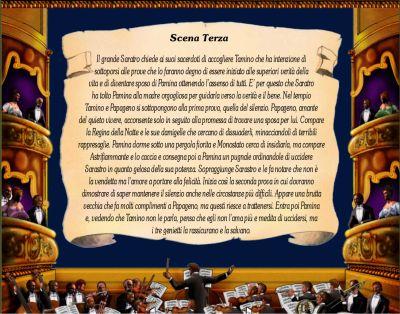 Il Flauto Magico - scena 3