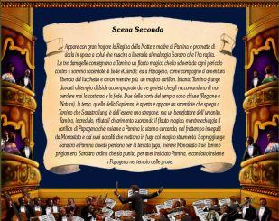 Il Flauto Magico - scena 2