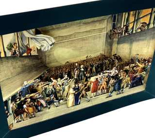 Il giuramento del Jeu de paume a Versailles