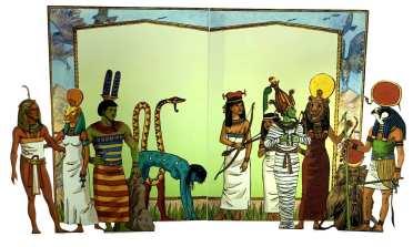 Divinità egizie