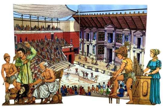 Pompei - Il quartiere dei teatri