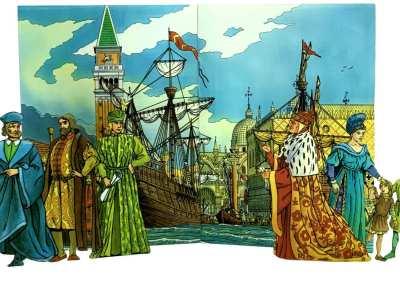 3D Cards – Medioevo e Rinascimento