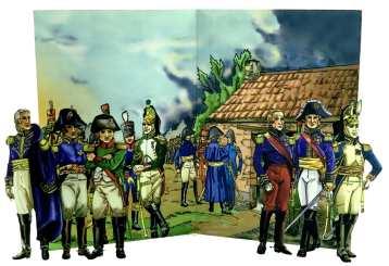 Waterloo 1 - Napoleone e il suo Stato Maggiore