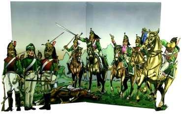 Waterloo 3 - Armata francese_I Dragoni
