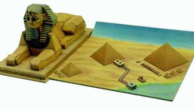 Sfinge e Piramidi di Giza - 7 Meraviglie
