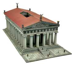 Tempio e Statua di Zeus a Olimpia - 7 Meraviglie