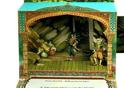 Libri Teatrali Pop up – Ali Baba