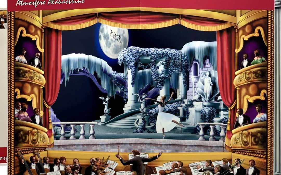 Atmosfere Alabastrine 3D – CD Book