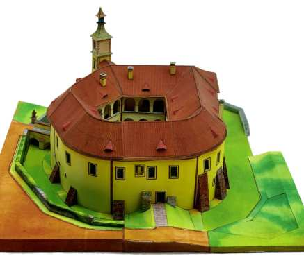 Castello di Roztoky