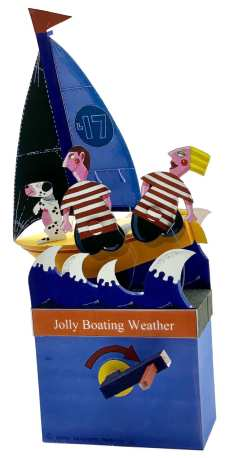 Keith Newstead - Jolly boating weather