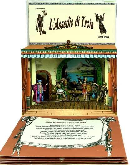 L'Assedio di Troia - scena 1