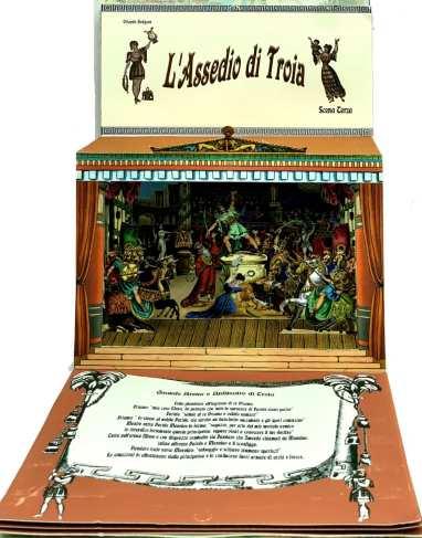 L'Assedio di Troia - scena 3