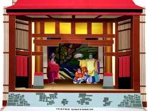 Teatri scenografici - Teatro giapponese