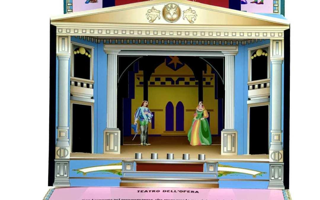 Libri Teatrali Pop up – Teatri scenografici