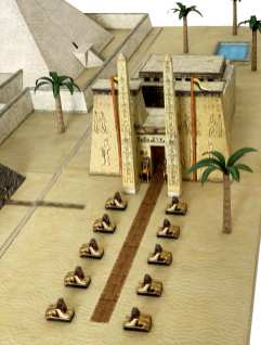 Valle dei Templi - Antico Egitto