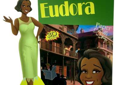 Eudora – The Princess and the Frog