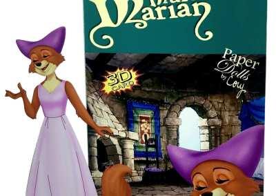 Mad Marian – Robin Hood