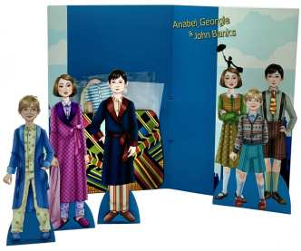 Anabel, Georgie & John Banks