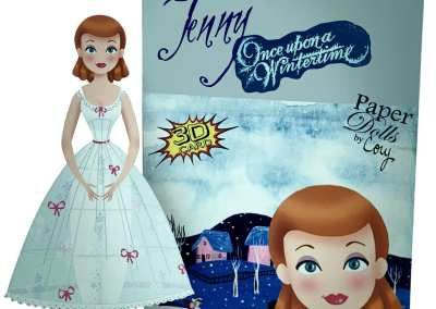 Jenny (Once Upon a Wintertime) – Melody Time