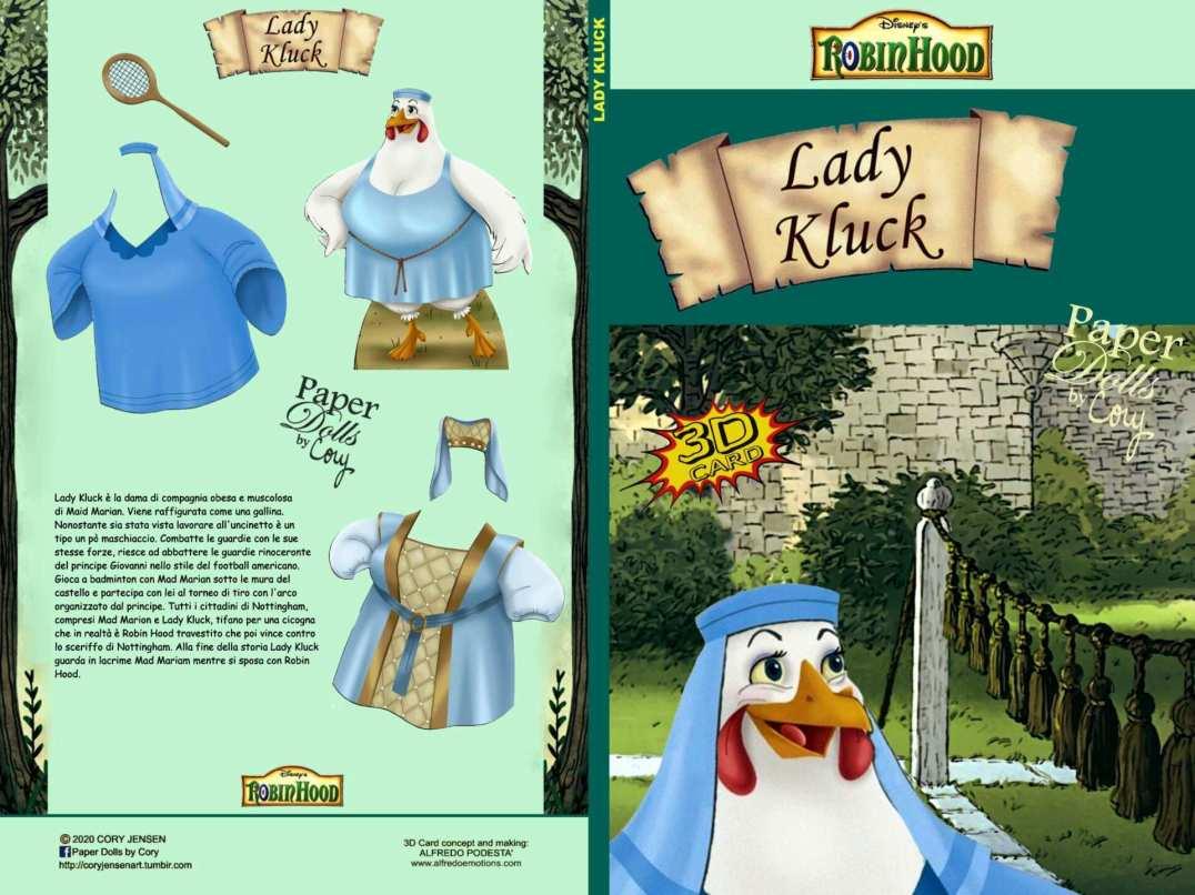 Lady Kluck