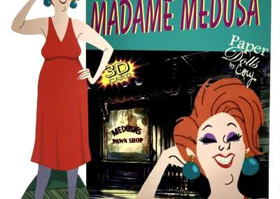 Madame Medusa – The Rescuers