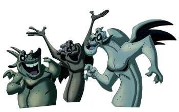 Victor, Hugo & Laverne