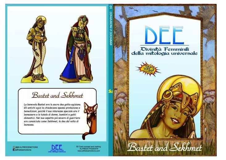 Bastet & Sekhmet