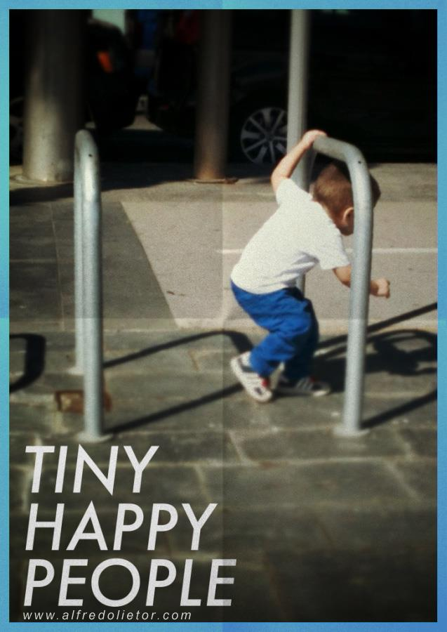 Tiny happy people remixed