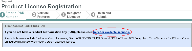 Cisco ASA license missing after format flash and how to recover!