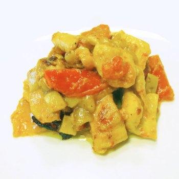 Pollo ai peperoni (veloce)