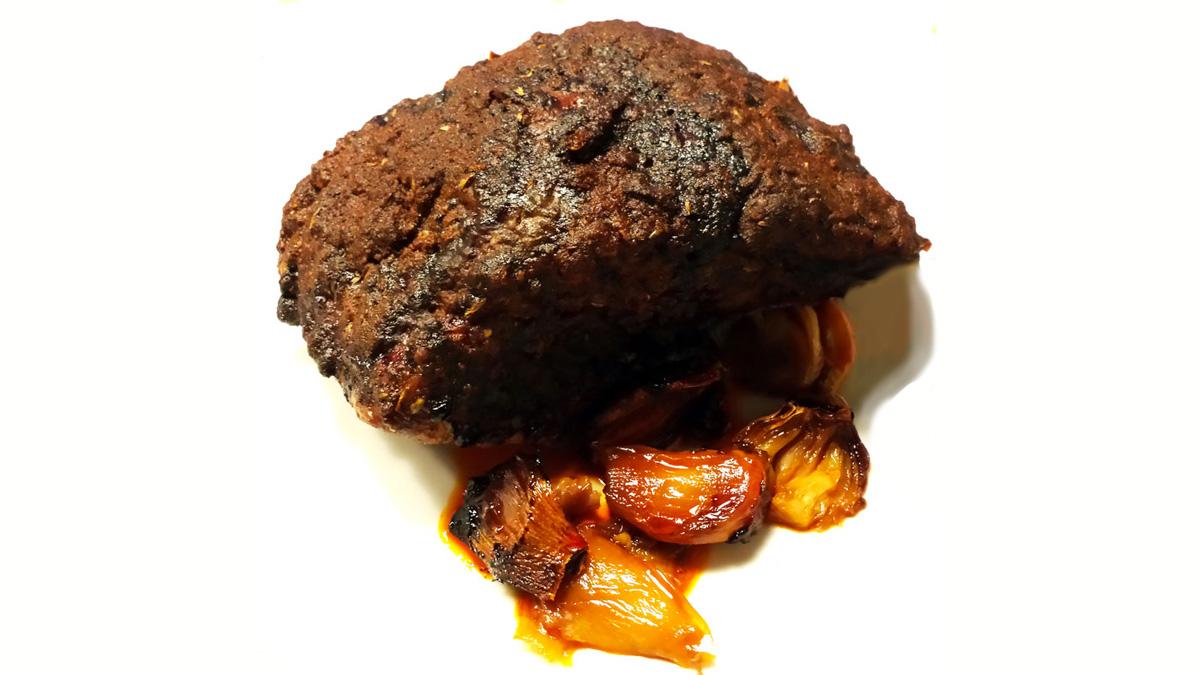 Il Maiale Al Cucchiaio Di Chef Ramsay Al Fuoco