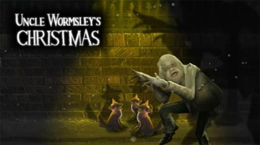 Uncle Wormsley's Christmas (Steve Coogan) - Sky Atlantic