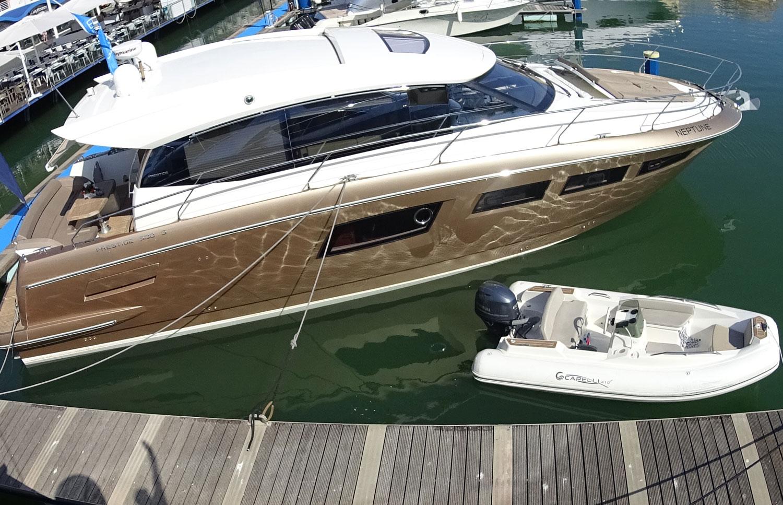 Jeanneau Prestige 500 S Luxury Yacht Charter In Algarve
