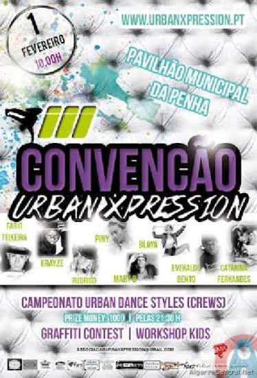 III Convenção Urban Xpression