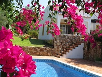 villa Carvoeiro Portugal