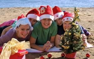 December in the Algarve, Christmas