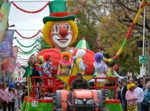 Carnival in the Algarve