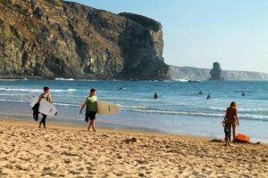 Arrifana beach algarve