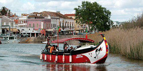 boat trip Silves
