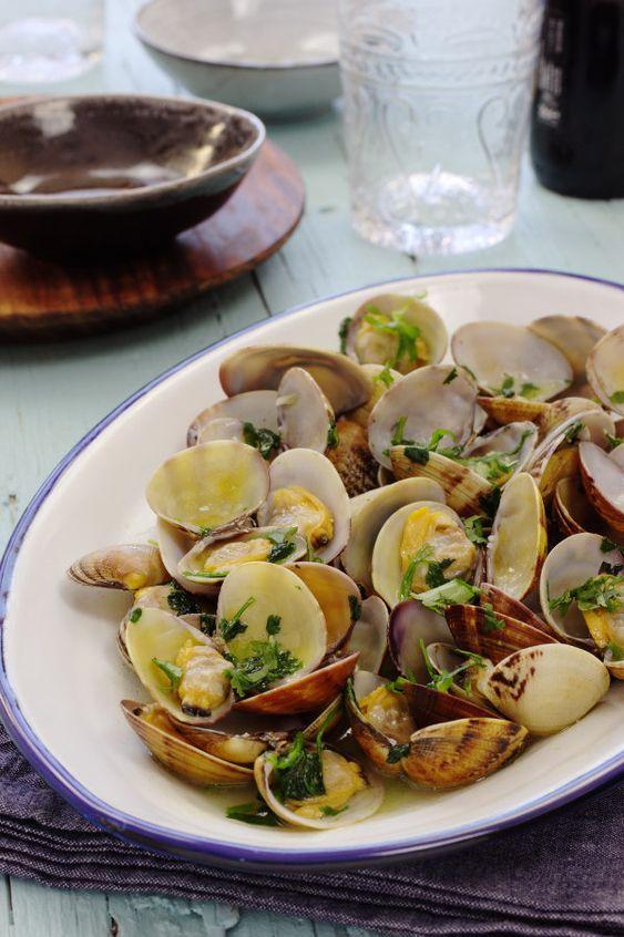 clams portugal