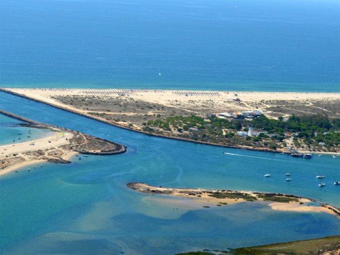 Ilha de Tavira portugal